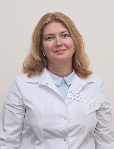 Моисеенкова Ольга Леонидовна врач нарколог