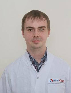 Колтушкин Николай Николаевич Врач психиатр-нарколог, геронтопсихиатр
