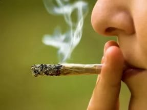 Вред курения гашиша