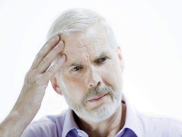 Нарушение памяти в пожилом возрасте