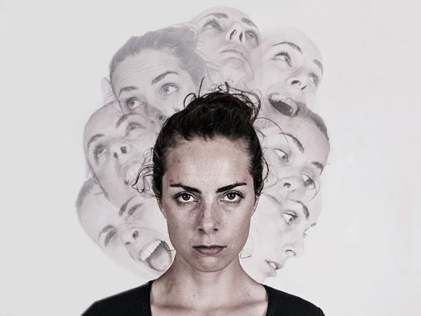 Девушка с шизофренией