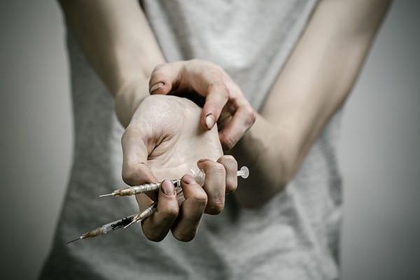 лечение ломки