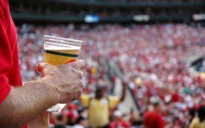 Футбол как причина алкогольной зависимости