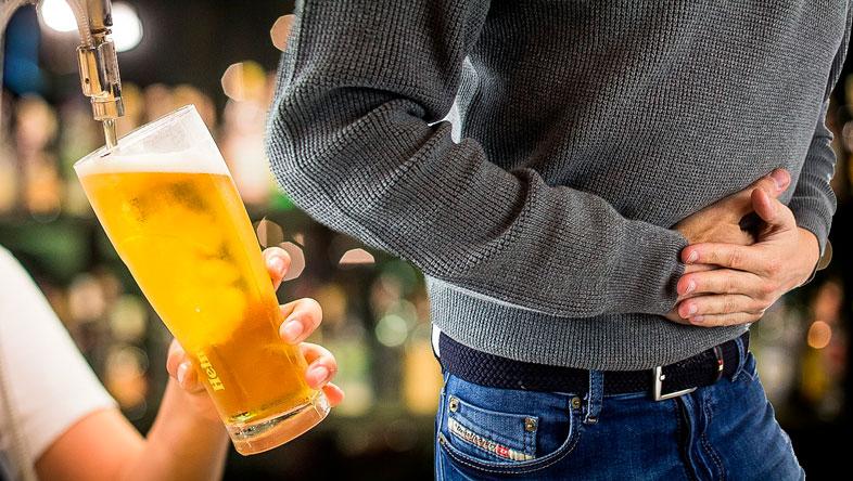 диарея и пиво
