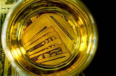 Алкоголь и деньги