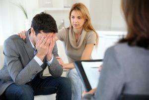 Помощь психолога при алкоголизме