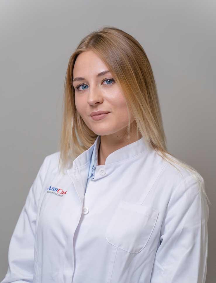 Кондратенко Яна врач психиатр нарколог АлкоСпас