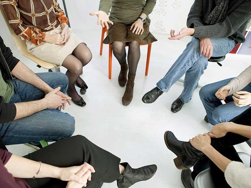 Социальное восстановление при алкоголизме