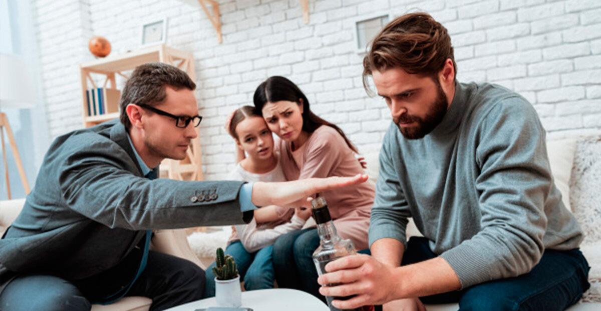 созависимость в семье при алкоголизме